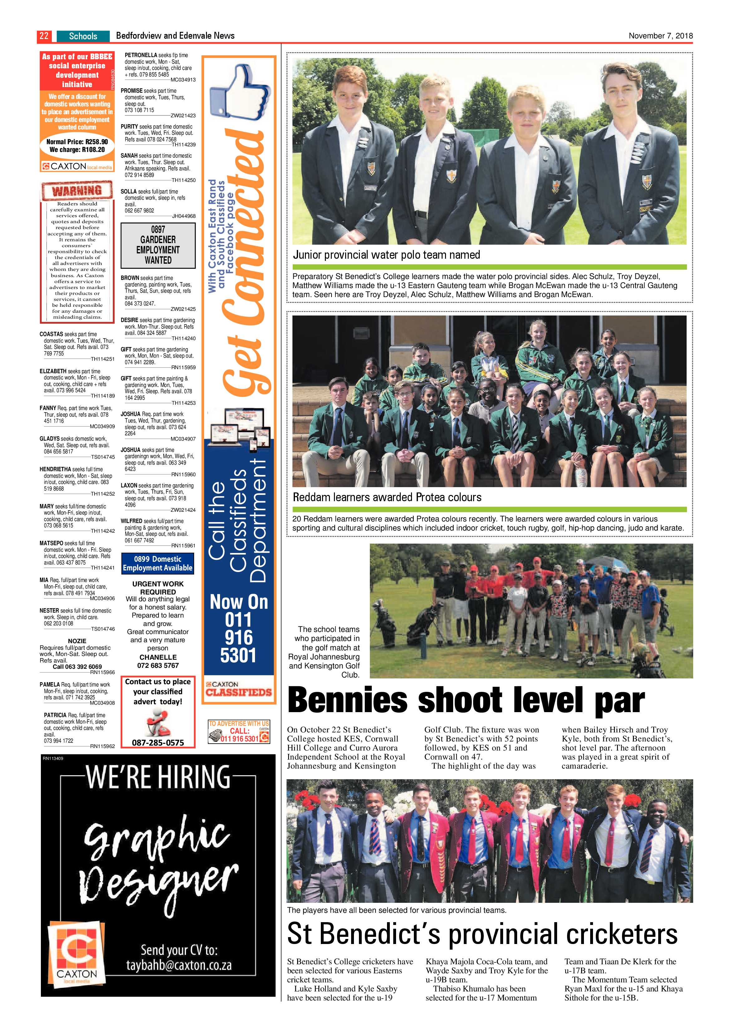 bedfordview-edenvale-news-07-november-2018-epapers-page-22