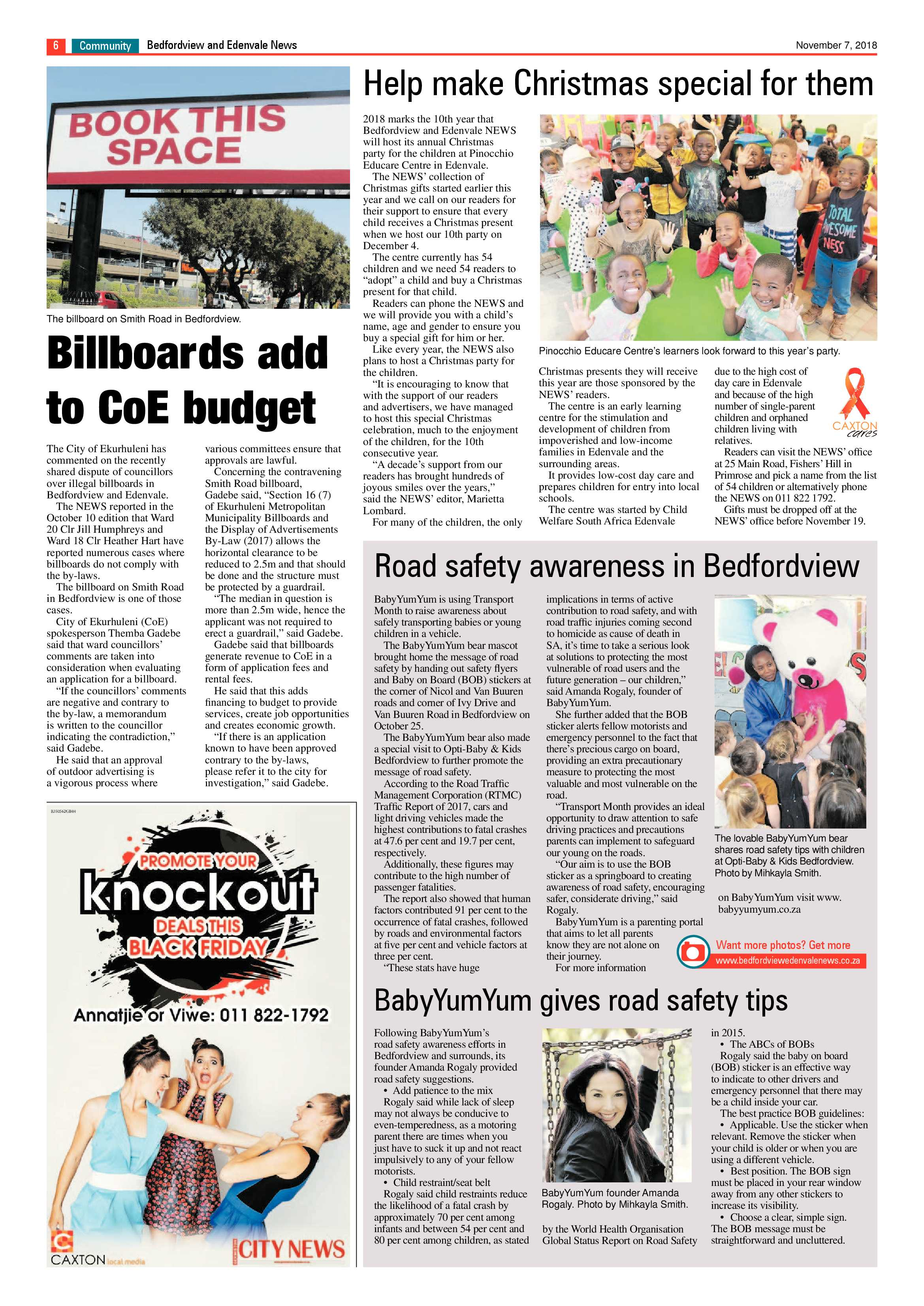bedfordview-edenvale-news-07-november-2018-epapers-page-6