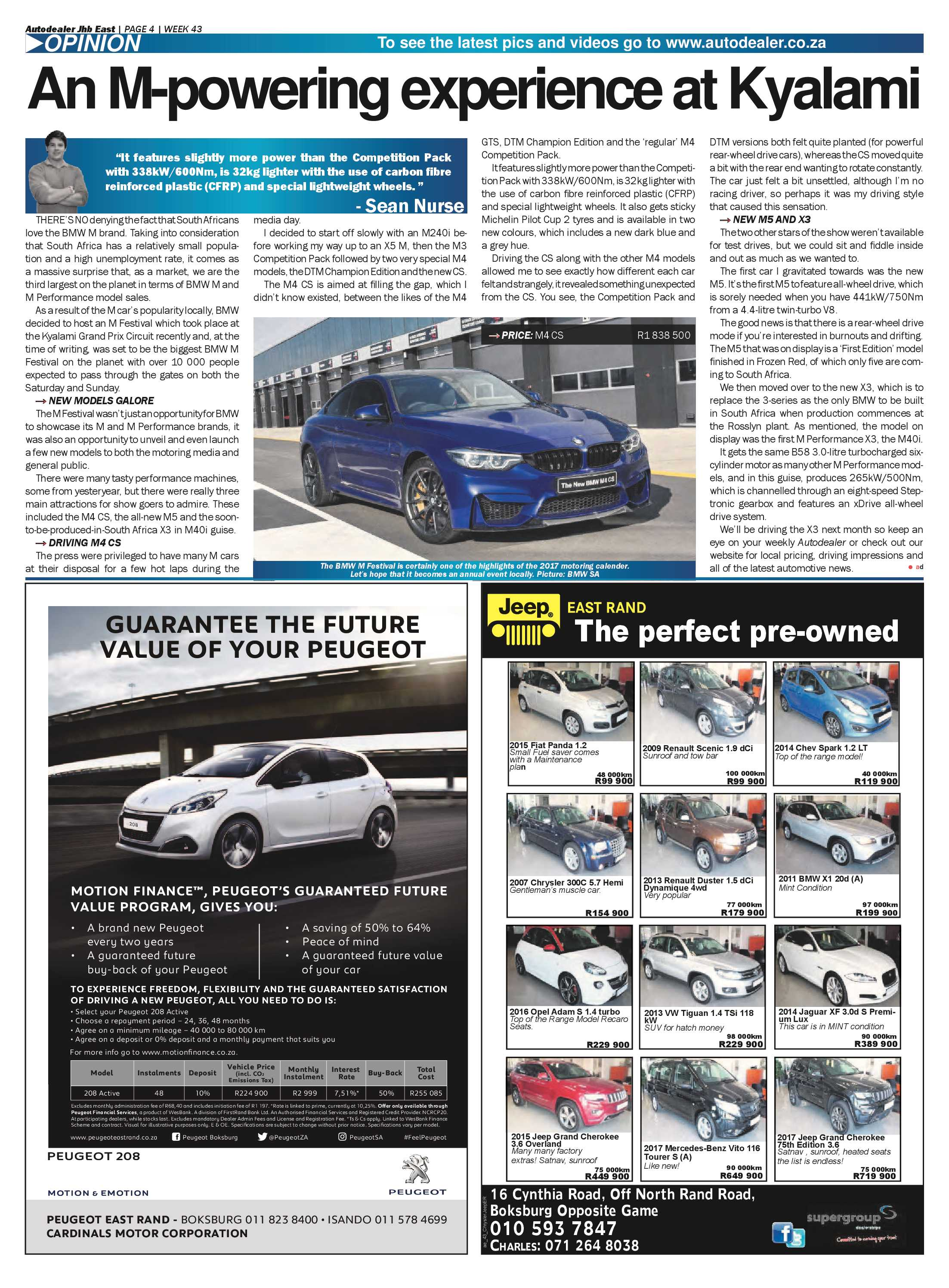 Bedfordview And Edenvale News 25 October 2017